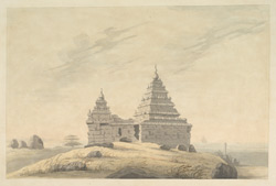 The Shore Temple, Mamallapuram